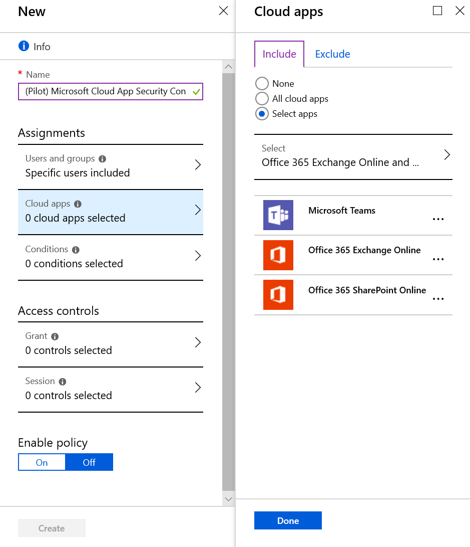 Getting started with Microsoft Cloud App Security